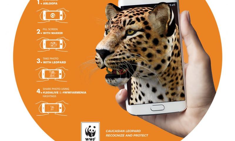 ARLOOPA Inc. - Augmented Reality Environmental Campaign by WWF-Armenia and ARLOOPA