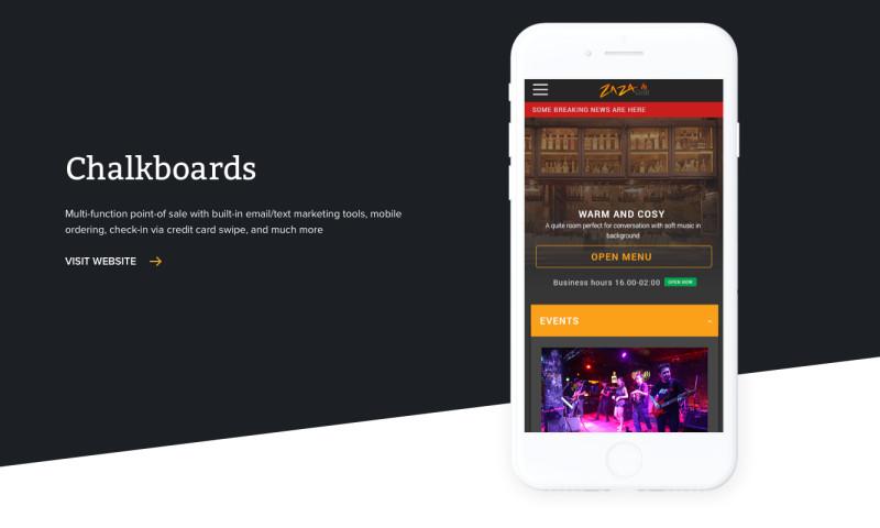 LaSoft - 'Chalkboards' Mobile Development and Product Design