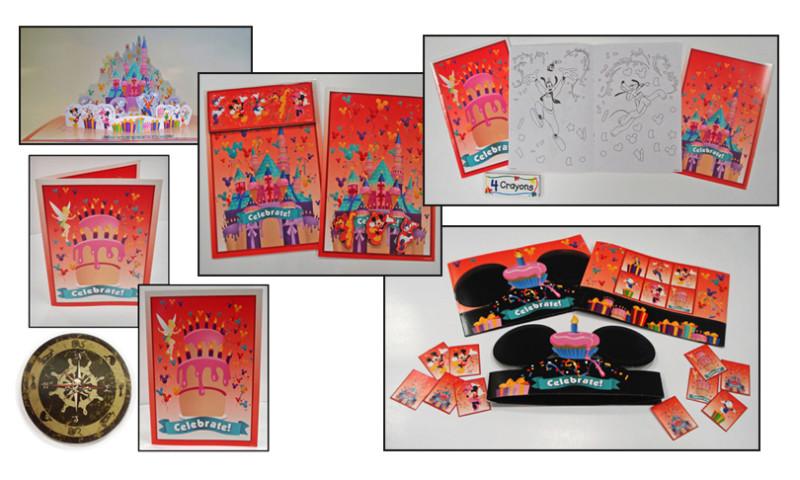 u-nique design studios - Disney Celebrations