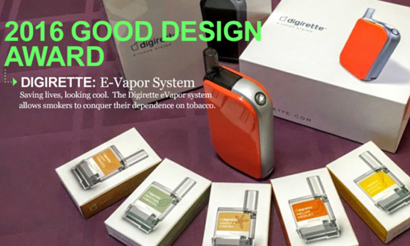 M Industrial Design - Digirette