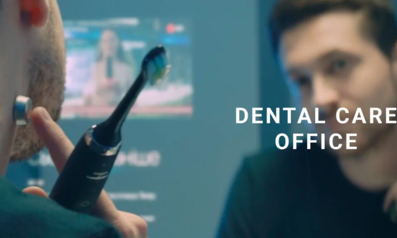 and action - Dental Care Office