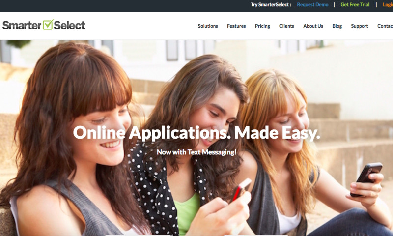 4Geeks - SmarterSelect: Online Applications System