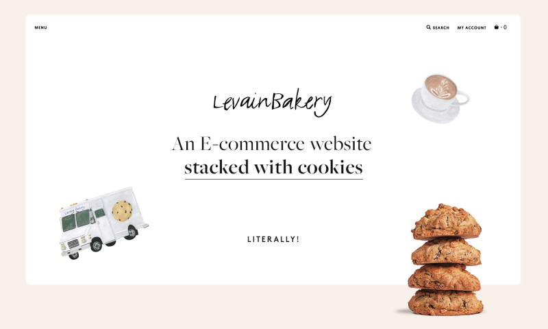 Sneakers Agency - Cookies + E-commerce