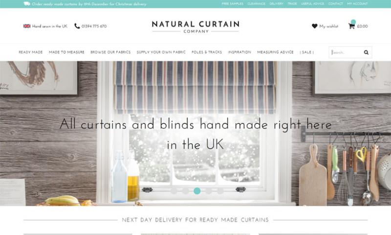 Datadial - Natural Curtain Company