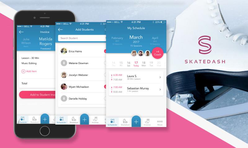Innofied Solution - Skatedash - Sports Learning App