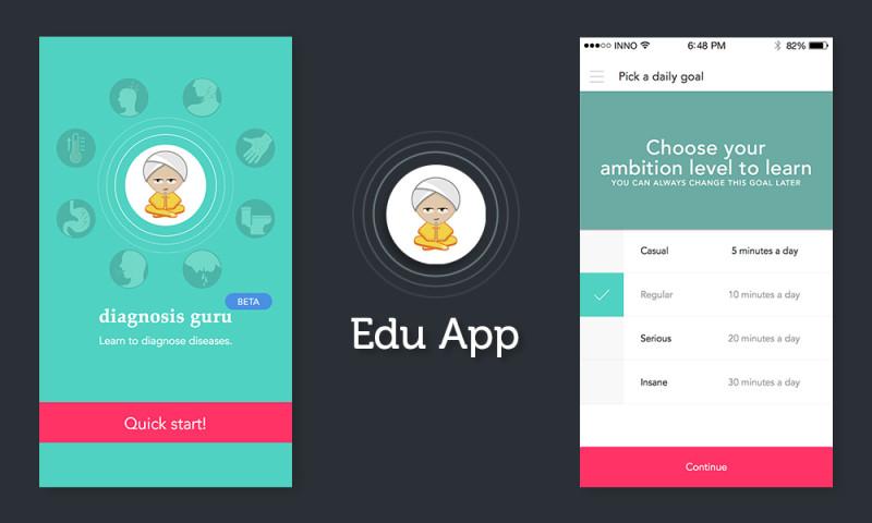 Innofied Solution - EduApp - Medical Diagnosis App