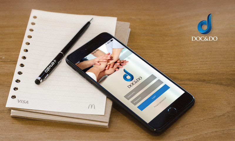 Innofied Solution - Doc&Do - Business Management App