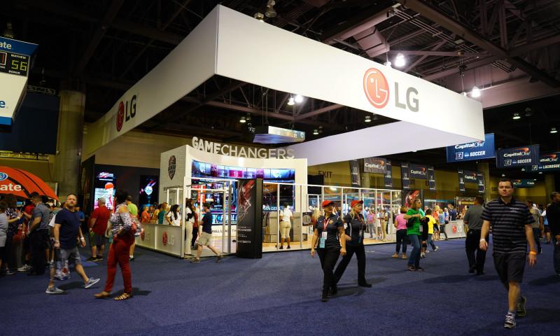 NEXT/NOW™ - LG Final Four Fan Fest