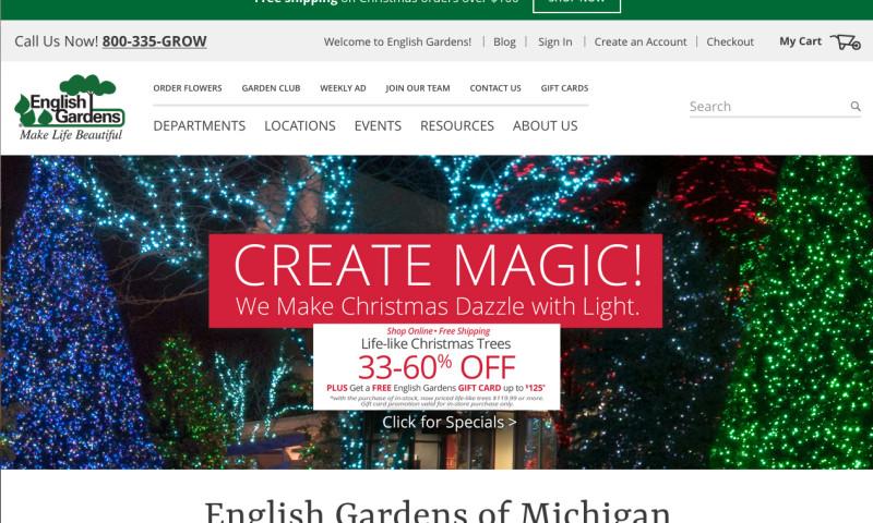 Trademark Productions - English Gardens Magento2