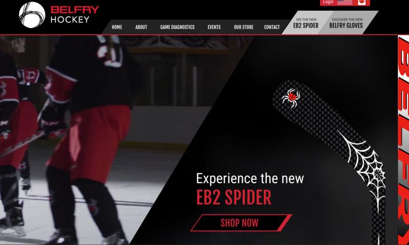 Trademark Productions - Belfry Hockey WooCommerce