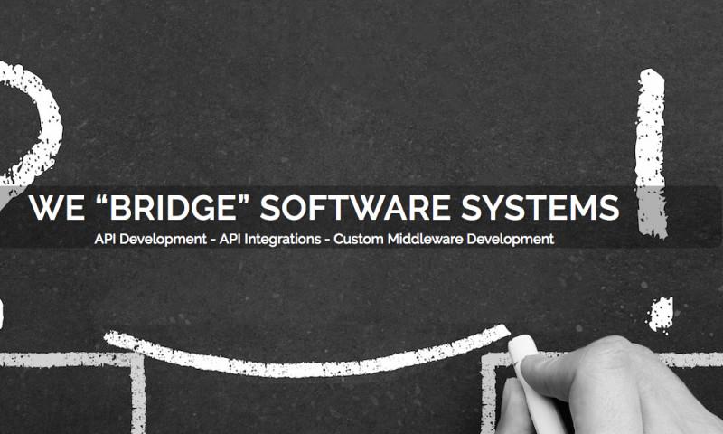 Bridge Software - API Integration Services - Retail Custom API Integration Solutions