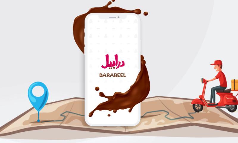 360 Degree Technosoft - Darabeel - A Food Ordering App