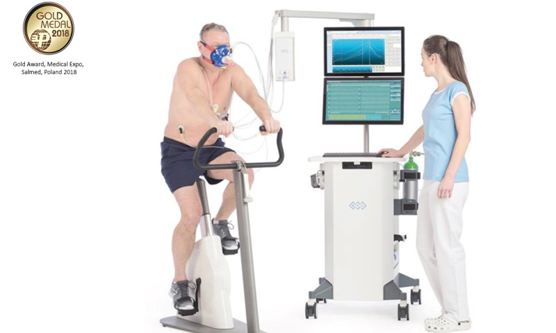 InventIndia Innovations Pvt. Ltd. - BTL CardioPoint CPET