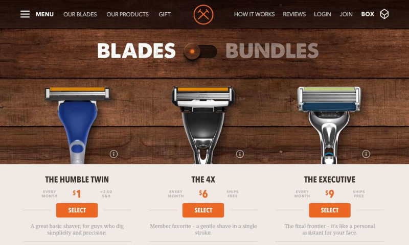 ITRex Group - Dollar Shave Club