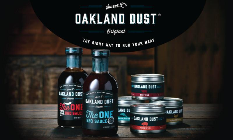 Double Six Design - Oakland Dust