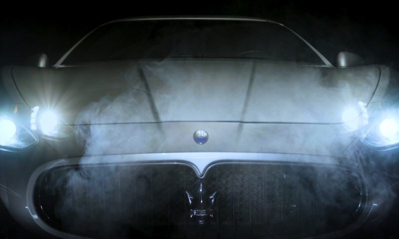 Spirinity Productions - Maserati Gran Turismo Commercial