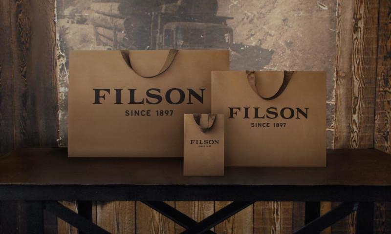 Creative Retail Packaging - Filson