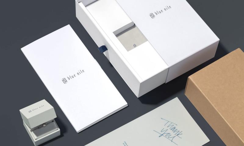 Creative Retail Packaging - Blue Nile