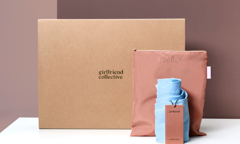 Creative Retail Packaging - Girlfriend Collective