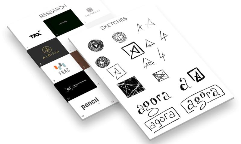 Amasta Media - Logo Agora Media Solutions