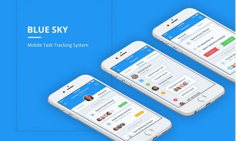 EGO Creative Innovations - Blue Sky