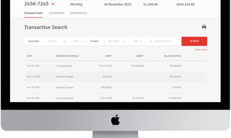 EGO Creative Innovations - Financial Portal