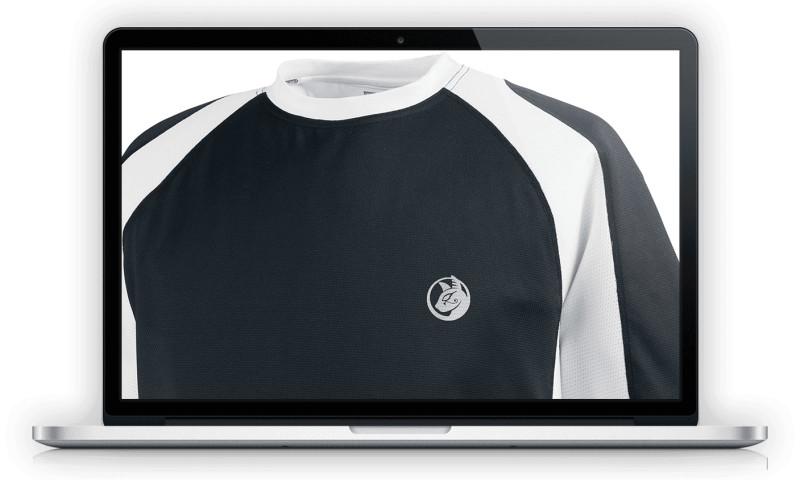 Amasta Media - Logo for Silenz Sportswear