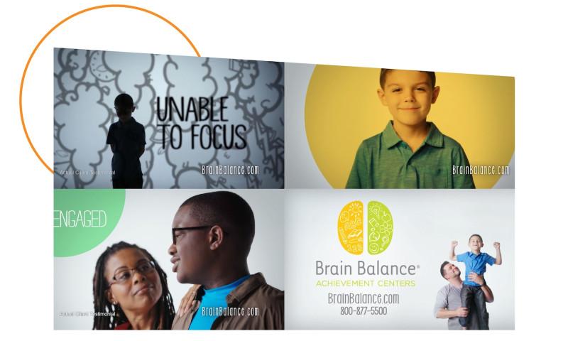 Mindgrub - Brain Balance: Creating Brand Awareness and Inspiring Hope