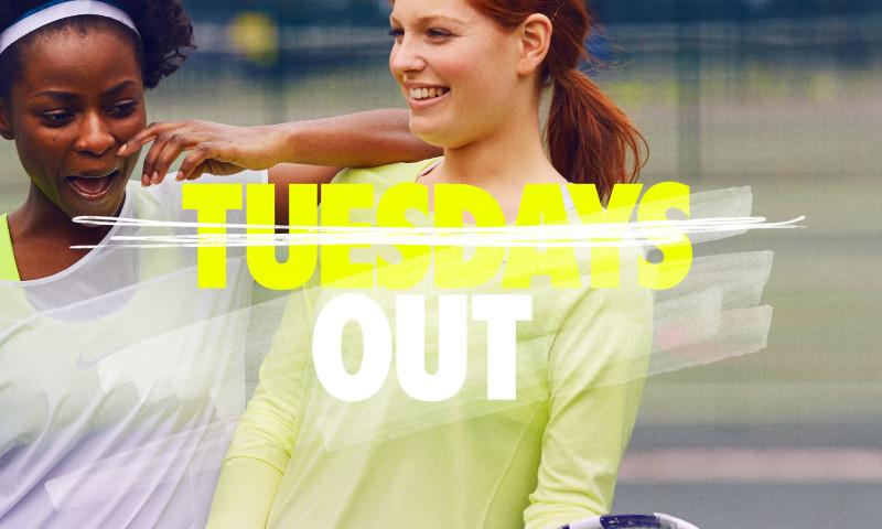 BEAR - Nike & Tennis Tuesdays