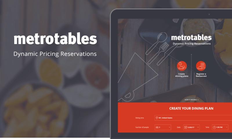 MobiDev - MetroTables