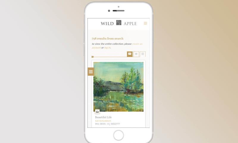 Bytes.co - Wild Apple Custom Website Build
