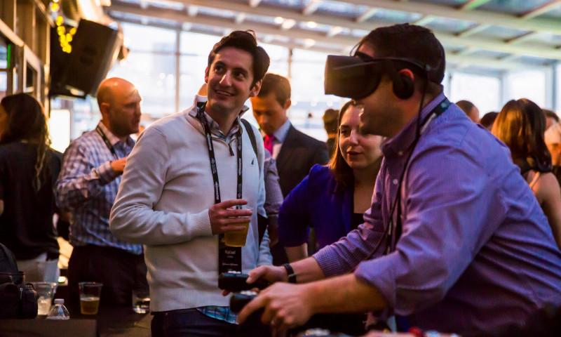 Gramercy Tech - VR Bike Race
