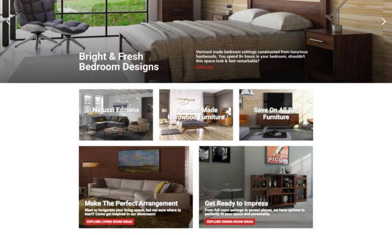 Bytes.co - Burlington Furniture