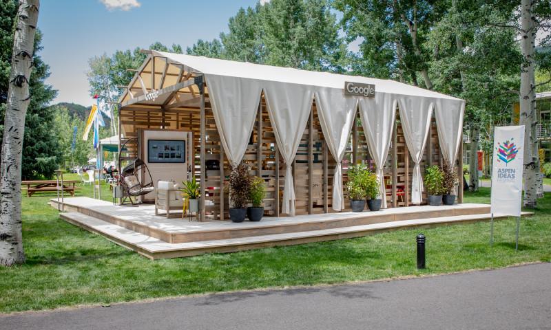 Advoc8 - Google   Aspen Ideas Festival
