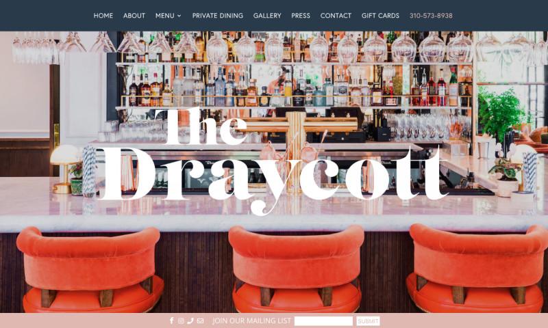 L.A. Social Karma - Wordpress Design
