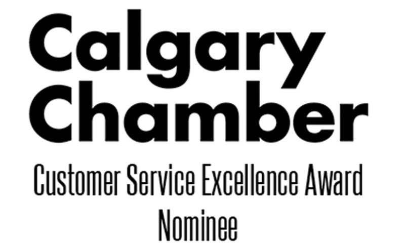 Viral In Nature Inc. - Chamber of Commerce Customer Service Excellence Award