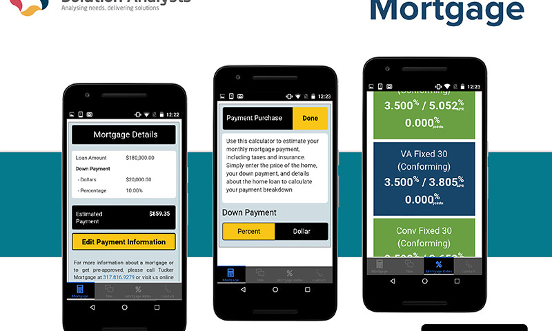 Solution Analysts Inc - Mortgage