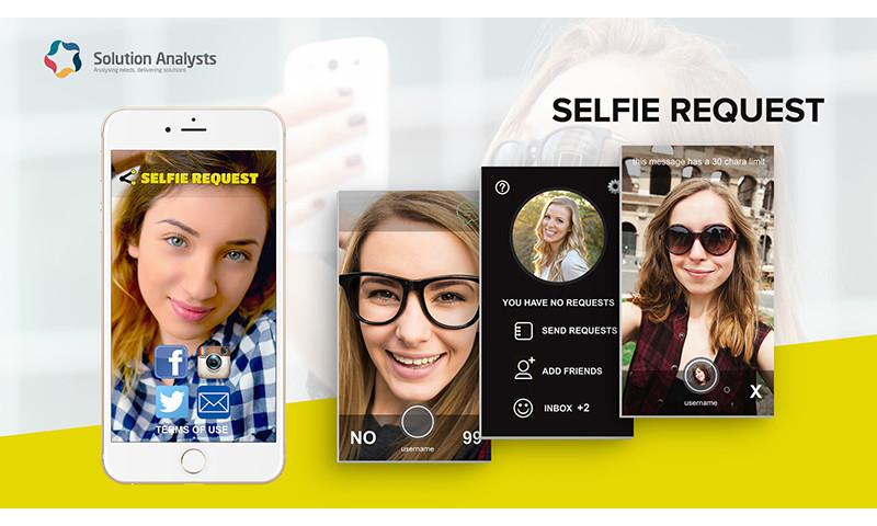 Solution Analysts Inc - Selfie Request App