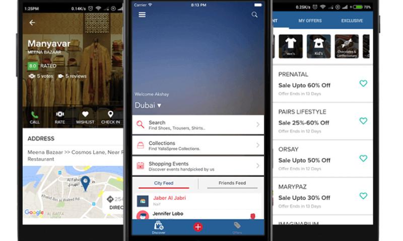 Octal IT Solution - Yalla Spree – Shopping App