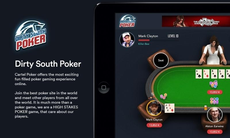 Cubix - Cartel Poker