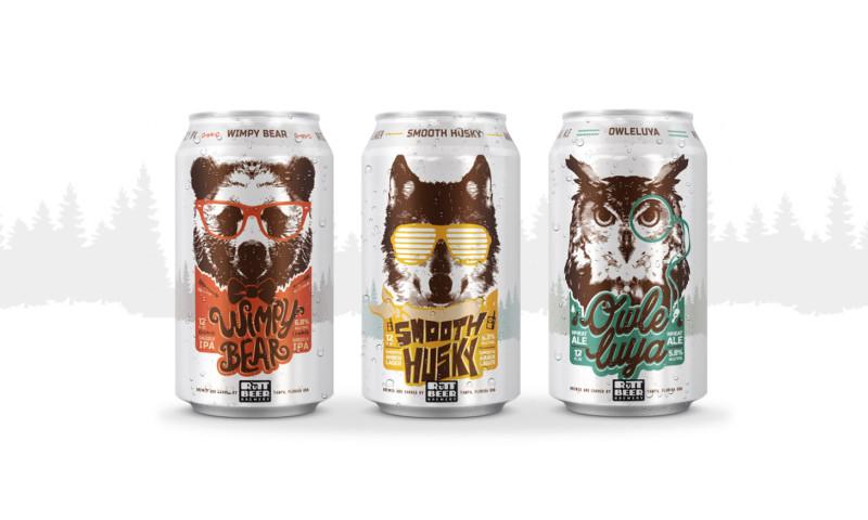 Studiomax Design - Ruth Beer Packaging design