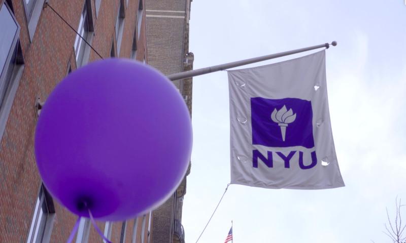 Transcendent Enterprise - NYU Welcome Day