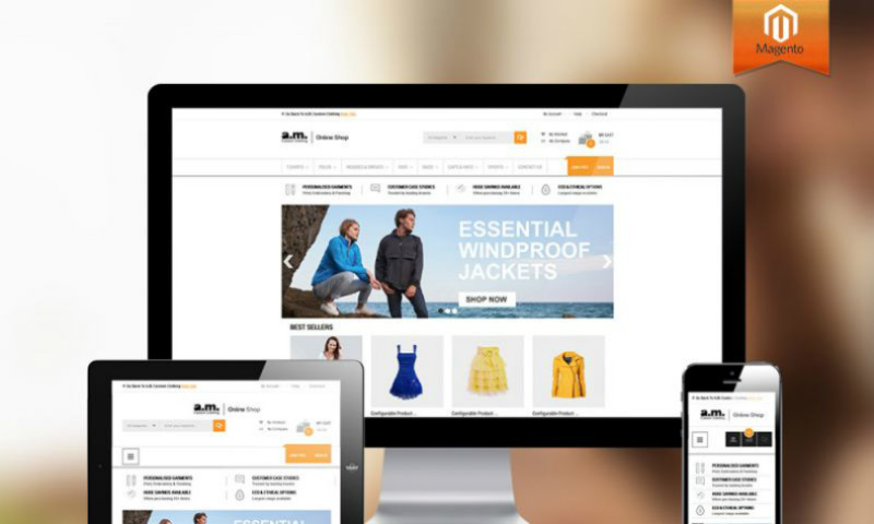 Planet Web Solutions Pvt. Ltd - E-commerce Website for Clothing Company