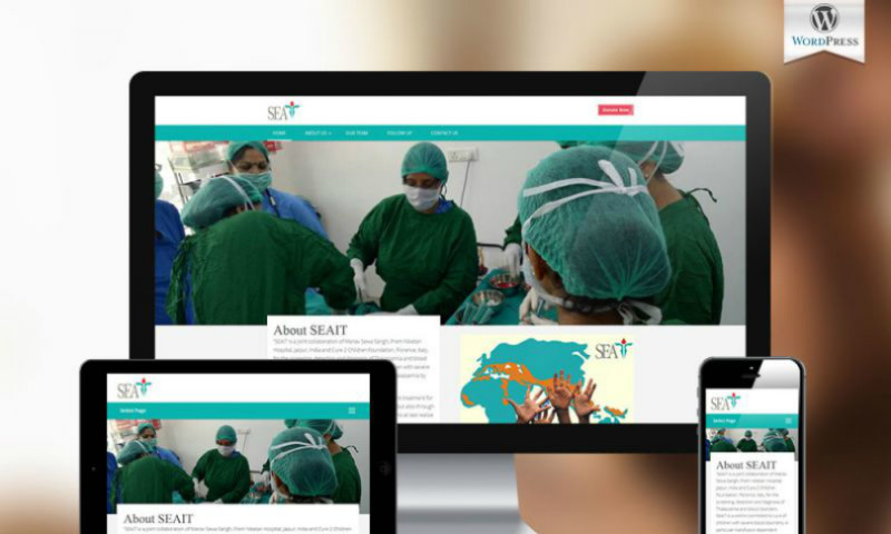 Planet Web Solutions Pvt. Ltd - NGO Website