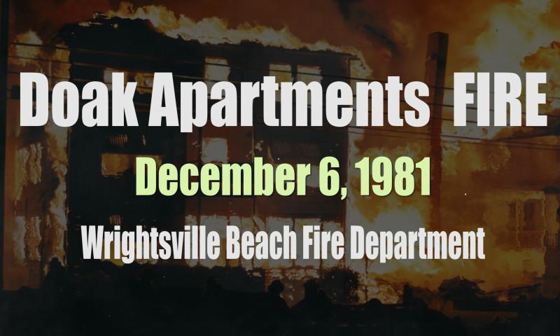 Orange St Films - Doak Apartments Fire