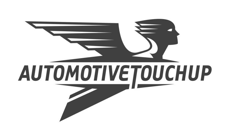 Agent C. - Automotive Touchup Logo Design