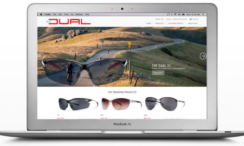 ioVista - Dual Eye Wear