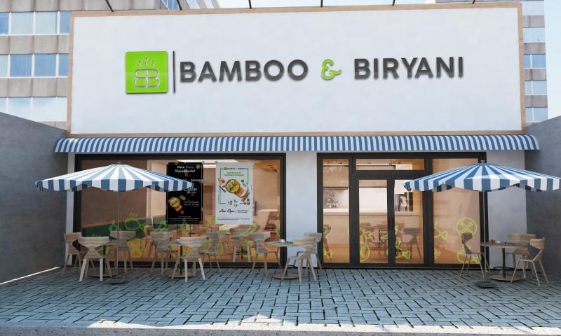 Strawberry Branding - Bamboo & Biryani