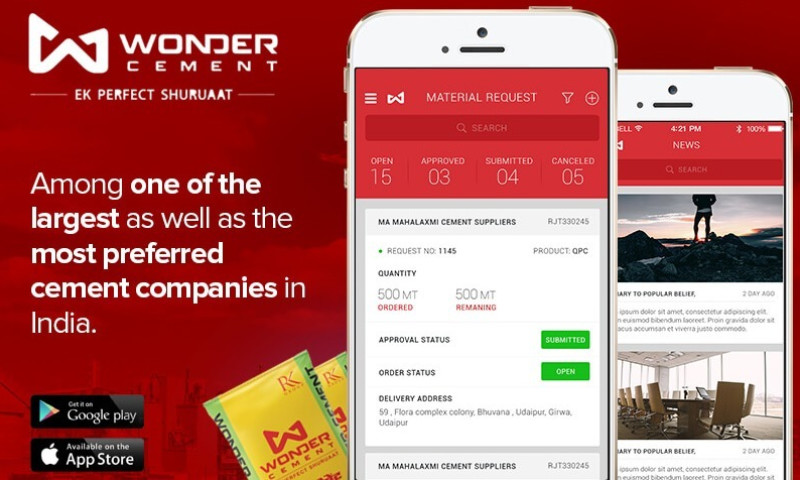 KONSTANT INFOSOLUTIONS - Enterprise Mobile App for Business Administration
