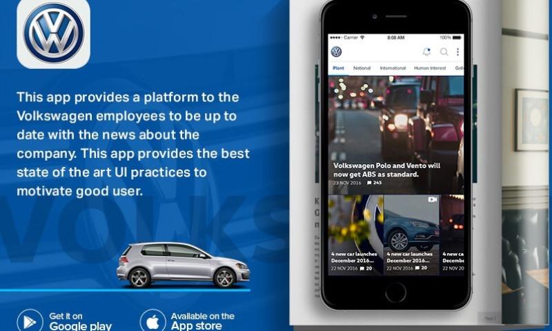 KONSTANT INFOSOLUTIONS - Enterprise App Platform for a German Automobile Manufacturing Brand
